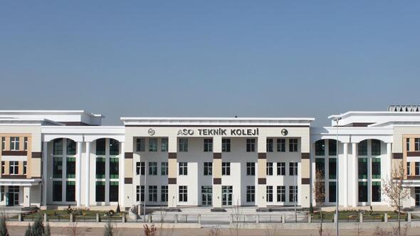 ASO Teknik Koleji öğrencileri Ankara'yı temsil edecek