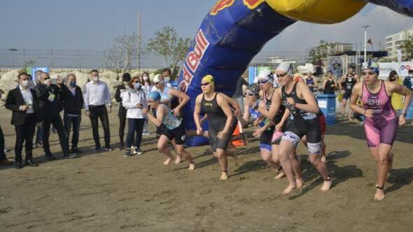 Yenişehir'de Triatlon heyecanı