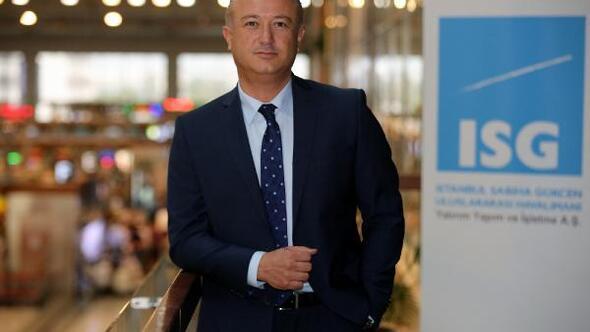İSG CEO'su Göral: Pandemi sürecinde iş ortaklarımıza ekonomik anlamda birçok olanak sağlıyoruz
