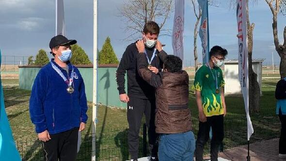 Süleymanpaşalı sporculardan atıcılıkta büyük başarı