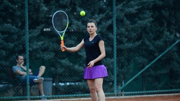 Bursa'da tenis heyecanı