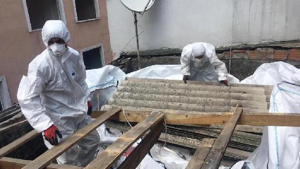 ASUD, asbest tehlikesinde alarm uyarısında bulundu