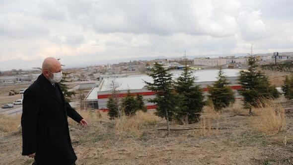 Başkan Çolakbayrakdar, park çalışmalarını inceledi