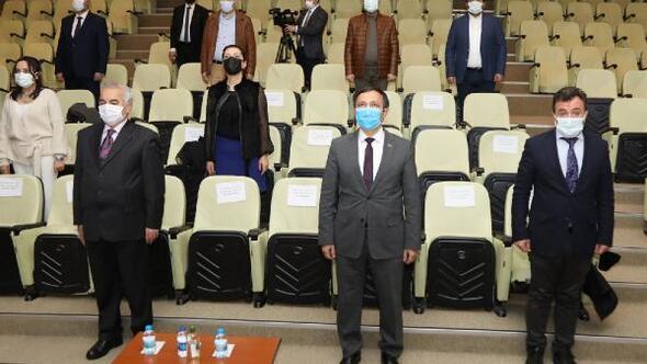Mehmet Akif Ersoy, ERÜ'de anıldı