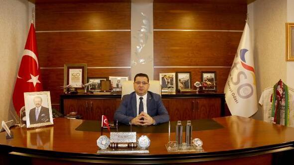Başkan Eken: Sivasta 19 milyon 535 bin dolar ihracat gerçekleştirildi