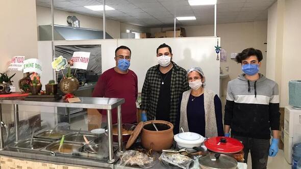 Çine'de Lezzetin Yeni Adresi Barış Restaurant
