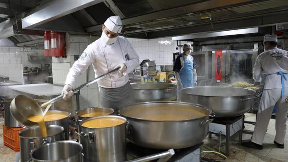 Etimesgut'ta ramazan hazırlığı