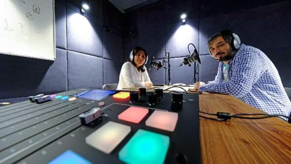 Nilüfer Belediyesi, Podcast takipçilerini bekliyor