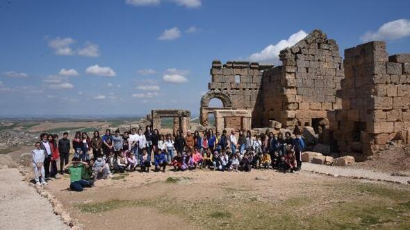 Diyarbakırda, çocuklar tarihle buluştu