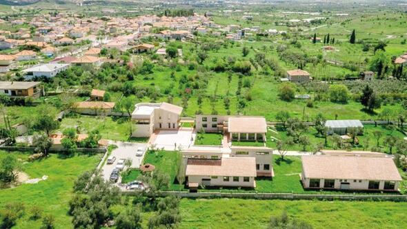 Mutlu çocukların okulu: Bademler Köyü Koleji