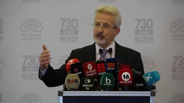 Nilüfer Belediye Başkanı Turgay Erdem, 2 yılın değerlendirmesini yaptı