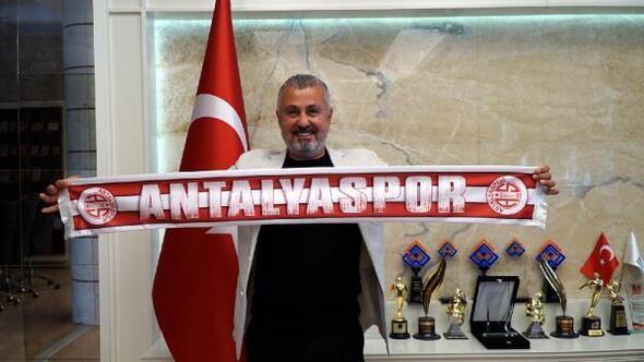 Başkan Sözenden Antalyaspora destek