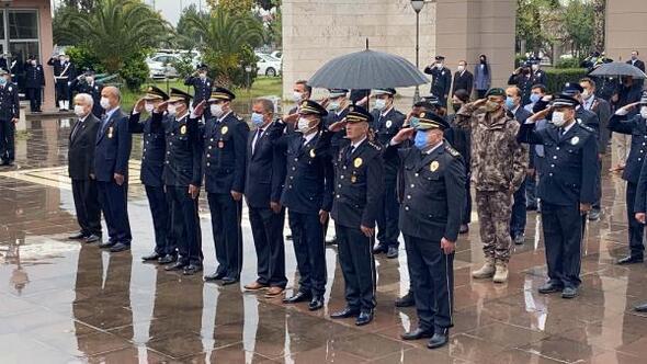Osmaniyede Polis Haftası kutlandı