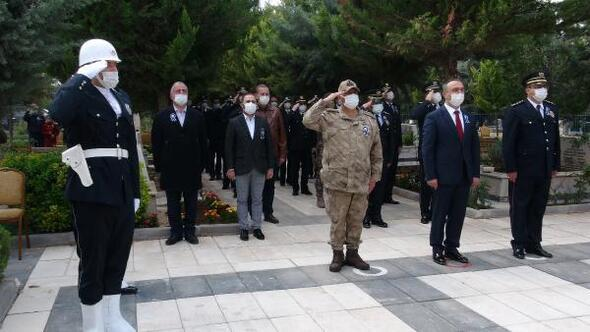 Kiliste, 10 Nisan Polis Haftası kutlandı