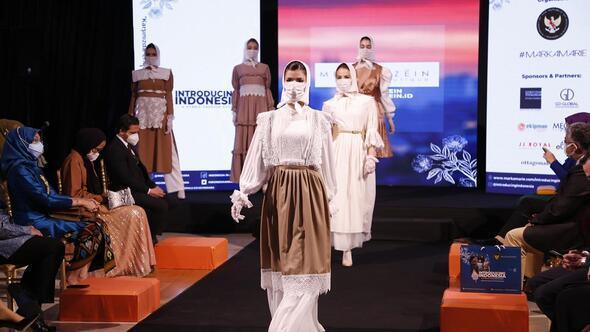 Asya modası Ankara'da