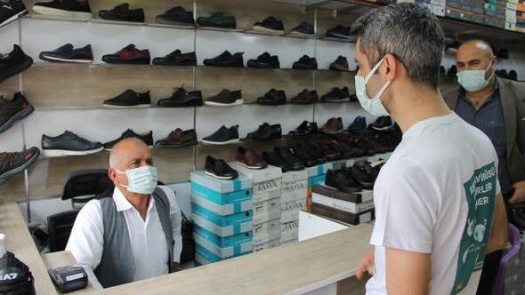 Silopide, koronavirüse karşı bilgilendirme çalışması