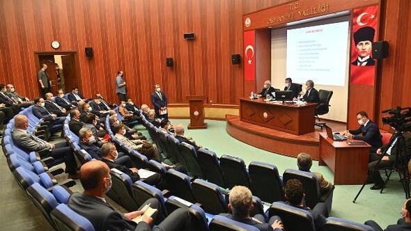 Osmaniyede kamu yatırımlarında aslan payı ulaştırma ve haberleşmenin