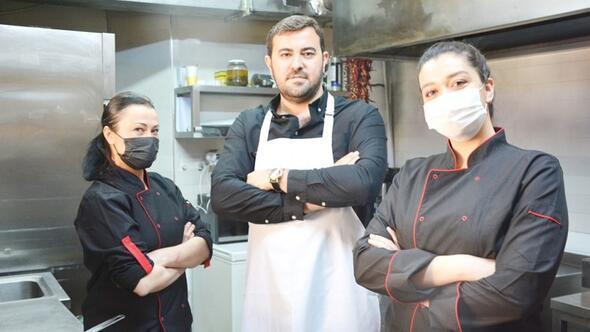 3 kuşaktır işin mutfağındalar