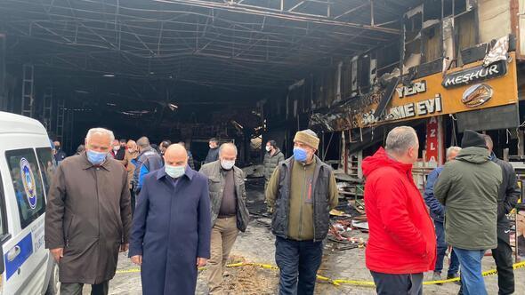 Altınok'tan ABB'ye itfaiye eleştirisi: 'Kül olduktan sonra bir anlamı yok'
