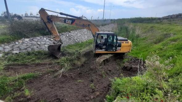 Hatay Büyükşehir Belediyesi, altyapı ve üstyapı çalışmalarına devam ediyor