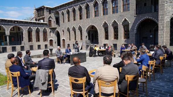 Diyarbakırda, UNESCO hazırlıkları sürüyor