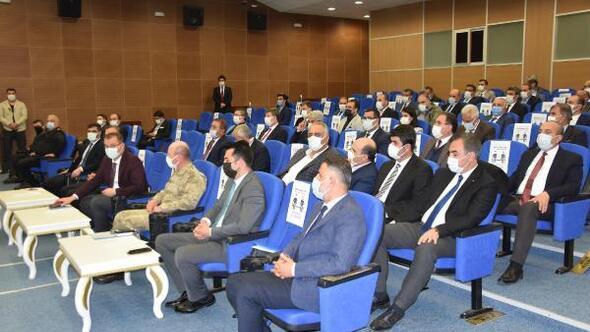 Bitlis'te koordinasyon kurulu toplantısı