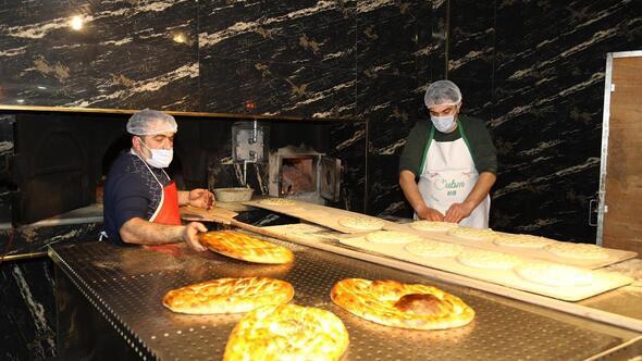 Beş fırından 'Askıda ekmek'