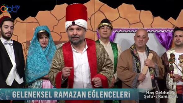 Geleneksel Ramazan Etkinlikleri, çevrimiçi başladı