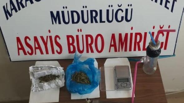Karacabeyde uyuşturucu operasyonu: 6 tutuklama