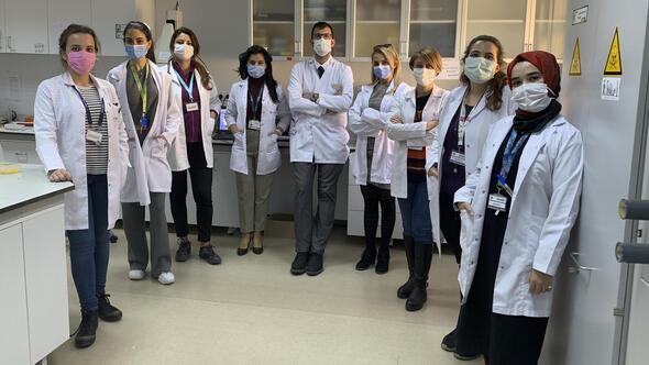 Mutasyonlu virüse karşı yerli ilaç
