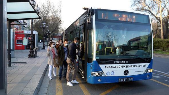 Yeni alınacak otobüsler tek seferde gelmeyecek