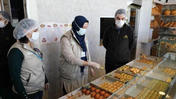 Eskişehir'deki gıda işletmelerine sıkı denetim