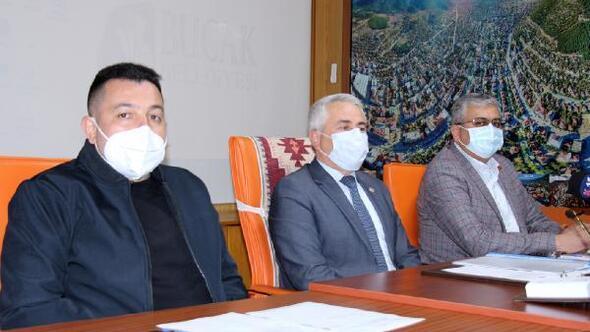 Bucak Belediye Meclisi olağanüstü toplandı
