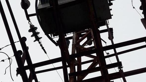 ASATın pompa kabloları çalındı, Serik susuz kaldı