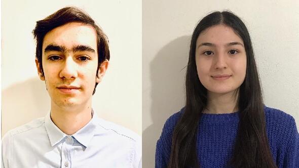TED Aliağa Koleji öğrencileri matematik dalında dünya birincisi oldu.