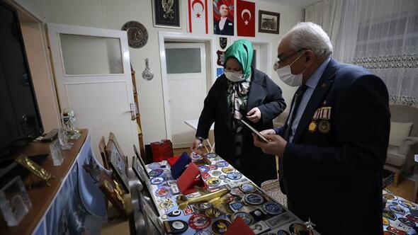 Bakan Selçuk Gazi Çolak'ın müzesini gezdi