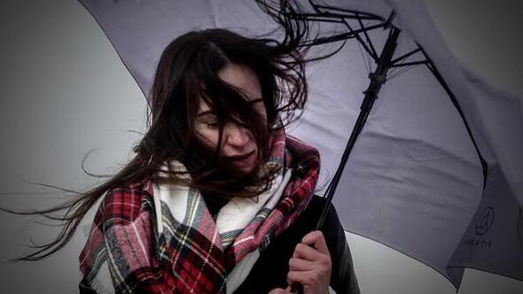 Kuvvetli rüzgâr ve fırtına uyarısı