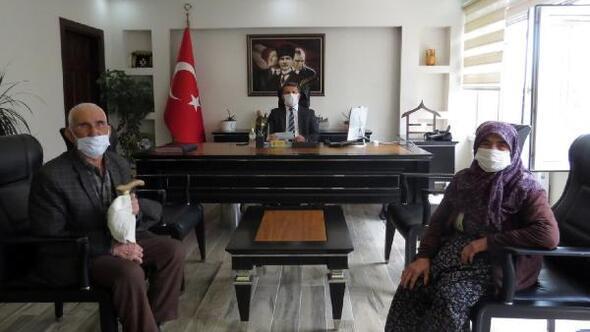 Mehmetçik Vakfına bağışta bulundu