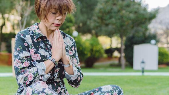 Her güne bir meditasyon