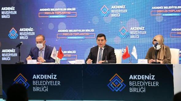Tütüncü, 4ncü dönem yeniden AKBB Başkanı seçildi