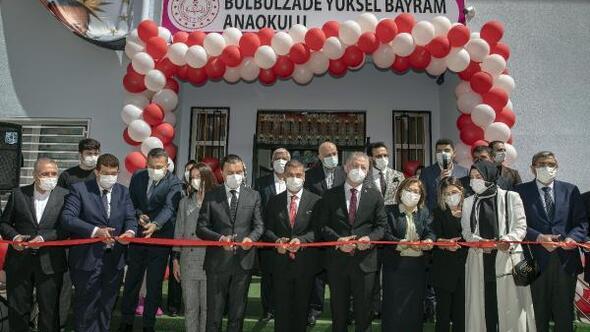 Gaziantepte Bülbülzade Yüksel Bayram Anaokulu açılışı yapıldı