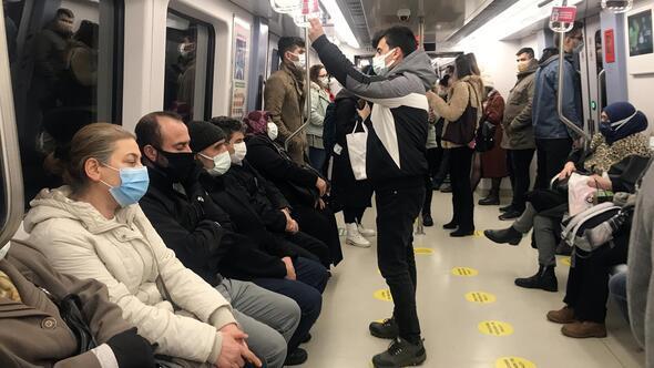 Toplu taşımada kapanma etkisi