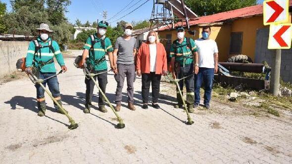 Ceyhan Belediyesinden Yeşildam'da hizmet seferberliği