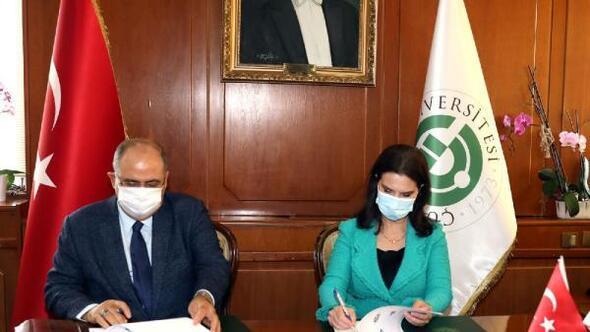 Adana AFAD ile Çukurova Üniversitesi arasında protokol imzalandı