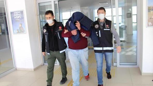 Çankırıda uyuşturucuya 2 tutuklama