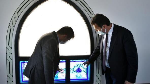 Yenikent Cami, ibadete açıldı