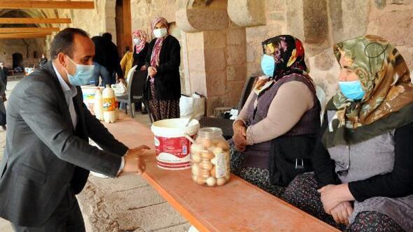 İncesu'da 361 yıllık gelenek yaşatılıyor