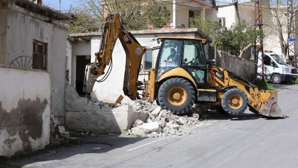 Battalgazi'de ikinci etap kentsel dönüşüm çalışmaları başladı