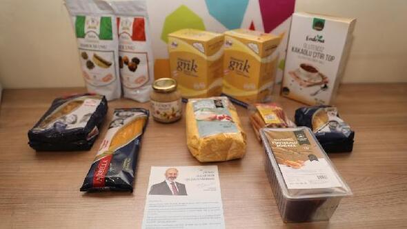 Kocasinanda çölyak hastalarına glütensiz ürün paketi