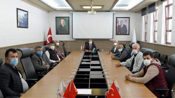 Süleymanpaşa Belediyesi, tam kapanmada seracıların ürünlerini alacak
